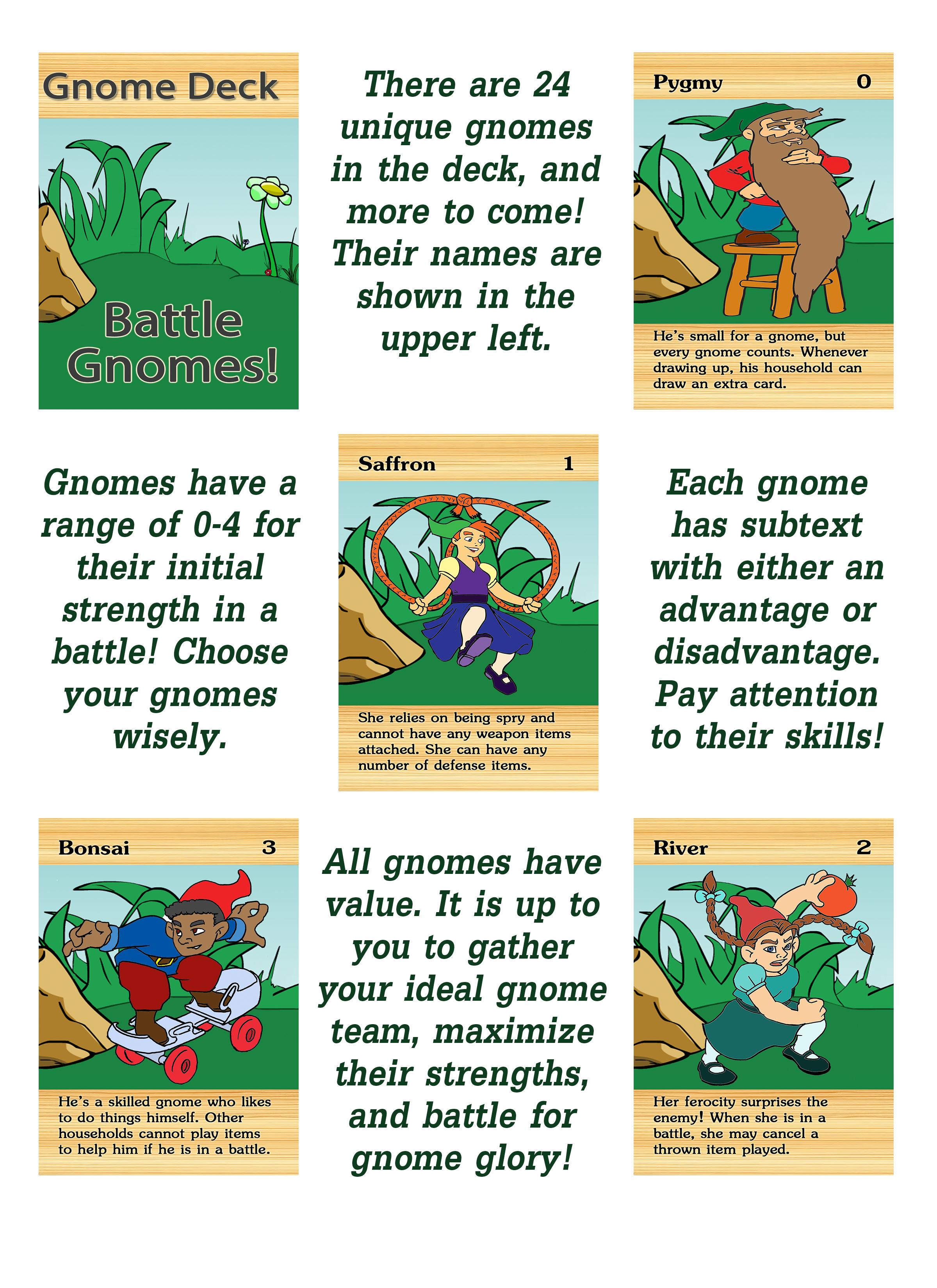 Battle Gnomes – Branum Games